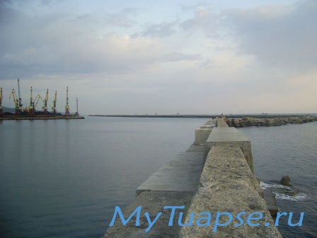 Туапсинский порт 1