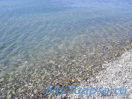 Пляж в Туапсе 9