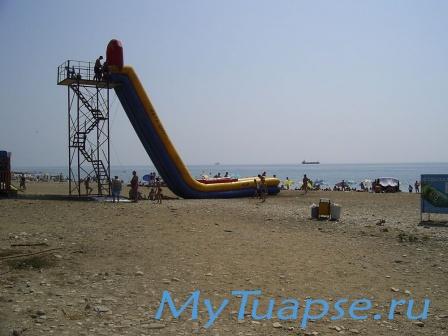 Пляж в Туапсе 12