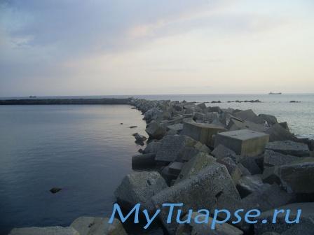 Туапсинский порт 3