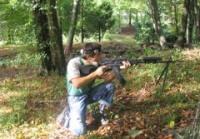 В Орленке прошла масштабная военная игра Черные береты