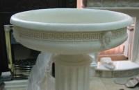 Романтичный символ Туапсе заменит стандартная чаша-фонтан