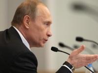Путин в Туапсинском районе