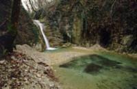 Водопад Дедеркой 1